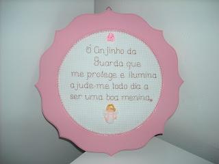 quadro+anjo+da+guarda+porta+maternidade+mdf+bebê