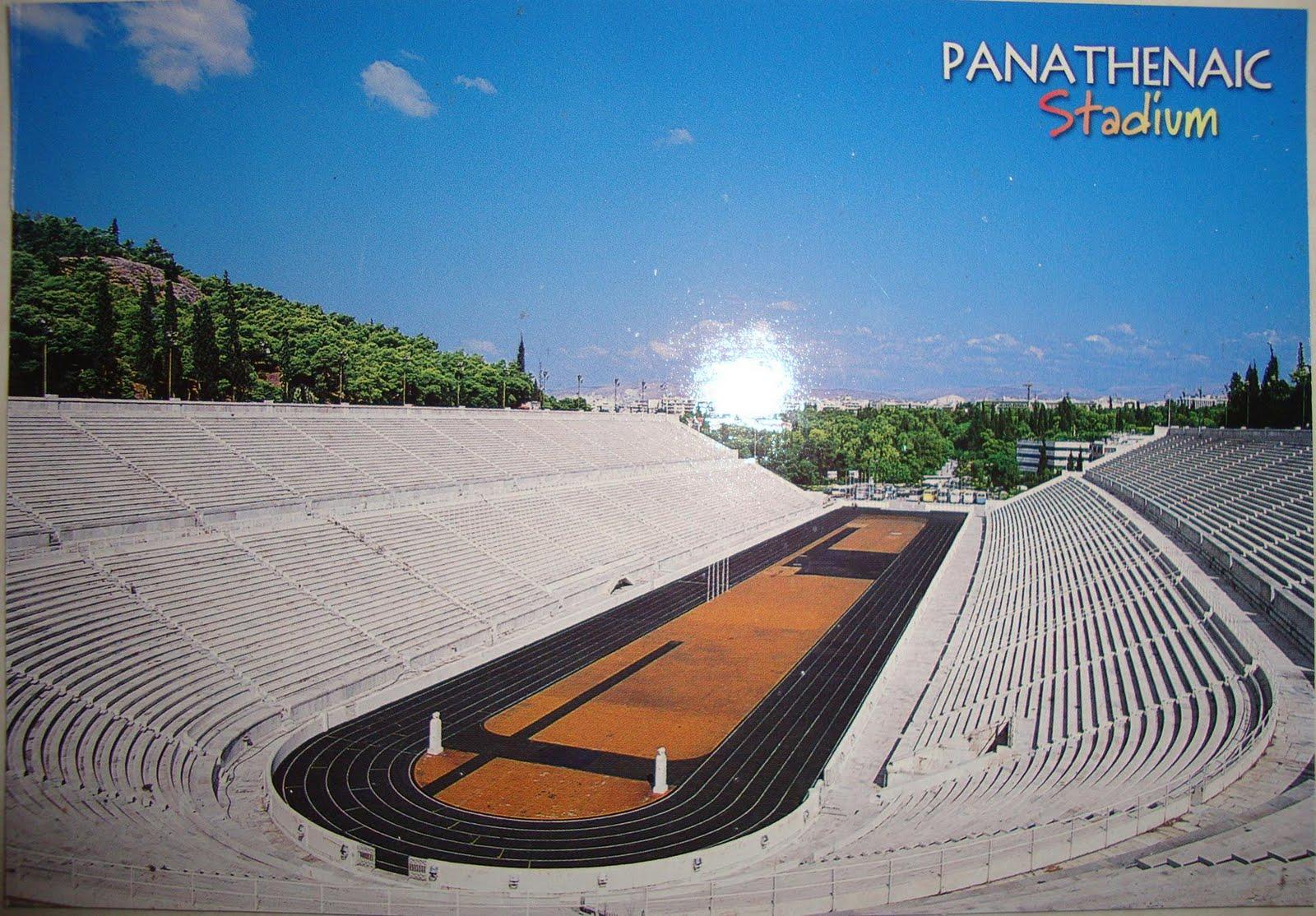 how to go to panathenaic stadium
