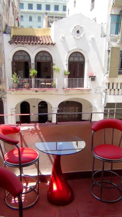 Casa Maura una casa de renta con el concepto B&B, ubicada en la Habana Vieja
