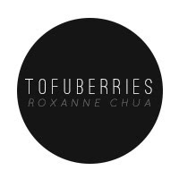 tofuberries by Roxanne Chua