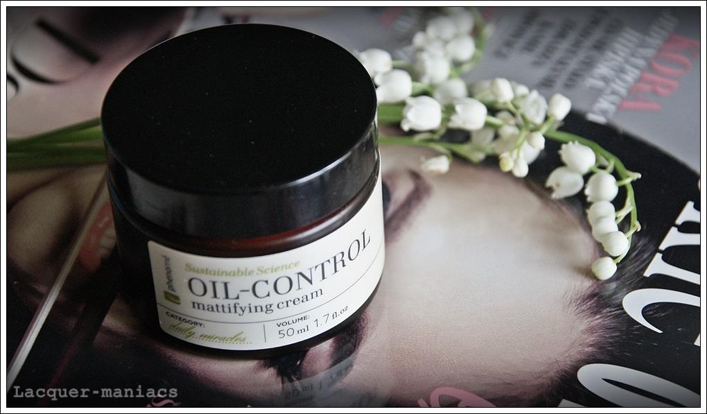 Phenome, Oil Control