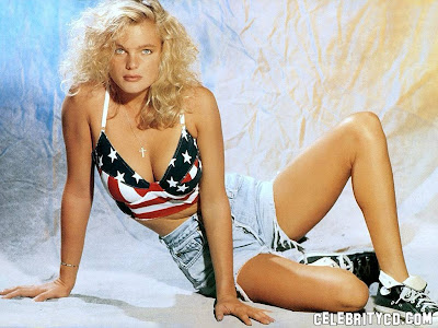 Erika Eleniak - Photos, Gossip, Bio & Reviews