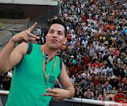 . em janeiro no Carioca Club em São Paulo. Os shows acontecem no dia 14 em .