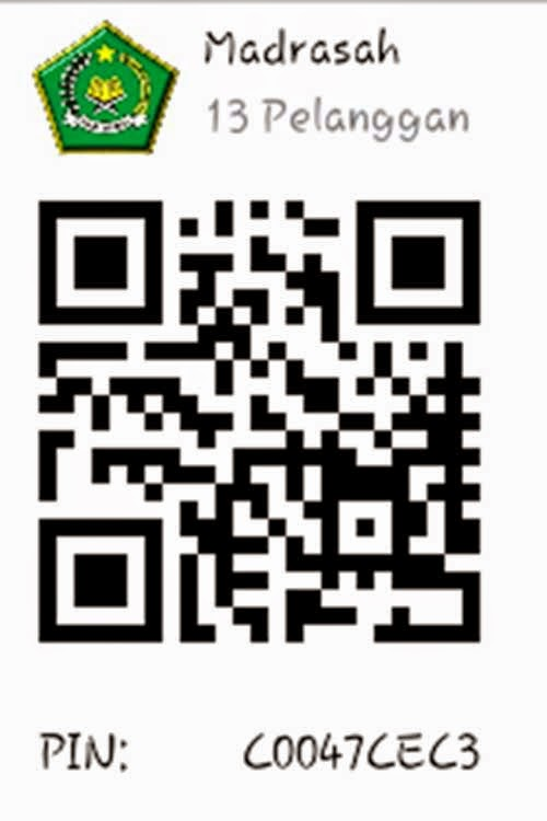 ikuti BBM Channel Madrasah Id dapatkan free subdomain