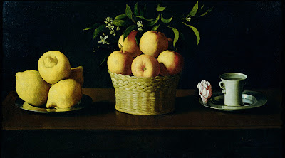 Francisco de Zurbaran - Still-life