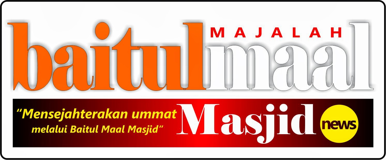 MAJALAH BAITUL MAAL MASJID NEWS