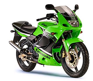 Tropicana Motorworld  Kawasaki Ninja KRR ZX 150 SE