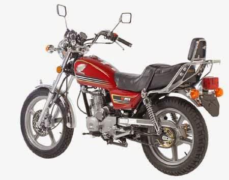 Critica Motos Honda V Men SDH 125