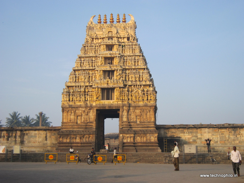 Channakeshava Swamy Temple, Belur