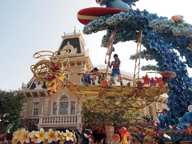 蘋果的化妝箱 迪士尼星級 Fans Party disneyland hong kong 星級款待 disney vip