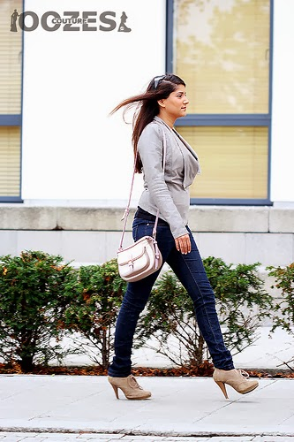 Jeans Oozes Couture
