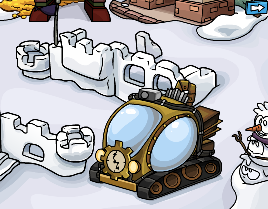 club penguin time machine
