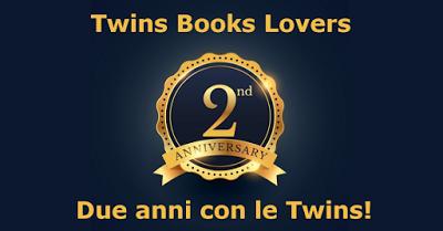Partecipo al giveaways del blog Twins Books Lovers