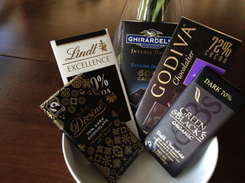 Grapevine TX Podiatrist: Healthy Chocolate?