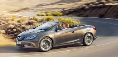 Vauxhall Cascada Gets Priced in Britain