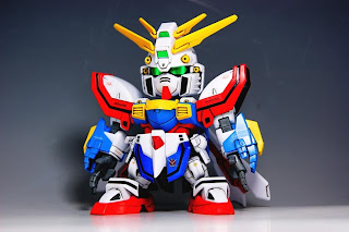SD God Gundam