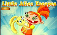 Little Alice Escapes walkthrough.