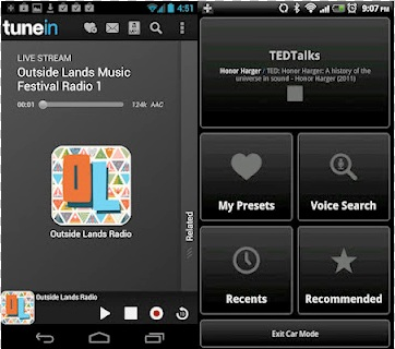 TuneIn Radio Pro 6.4 Apps Android APK Media