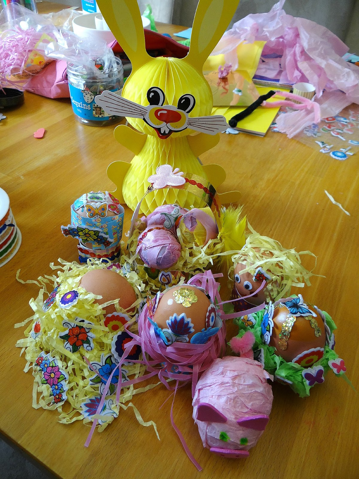 Easter party this is life easter party easter party ideas easter craft negle Images