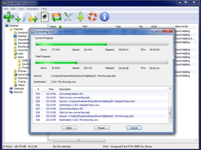 تحميل برنامج لتحويل جميع الملفات الصوتية الىMP3 Converter ,MP3