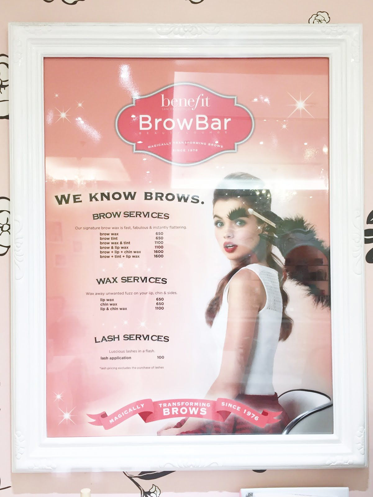 Benefit Cosmetics Have Brow Mazing Eyebrows Theres More To Mica