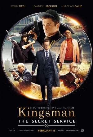 """Póster de """"Kingsman: Servicio Secreto"""""""
