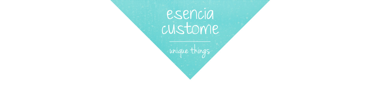 Esencia Custome: Zapatillas personalizadas - Custom sneakers