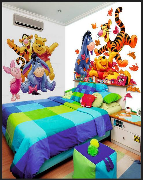 Baby room theme ideas baby room theme for Winnie the pooh bedroom designs
