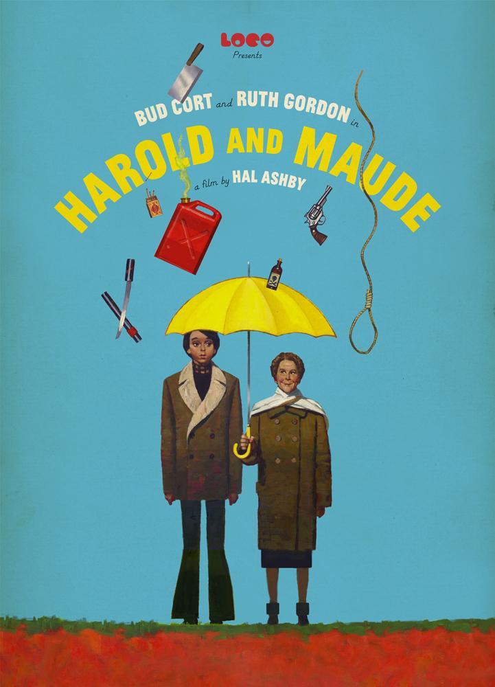 Maude charakterisierung and harold 10 Perfectly