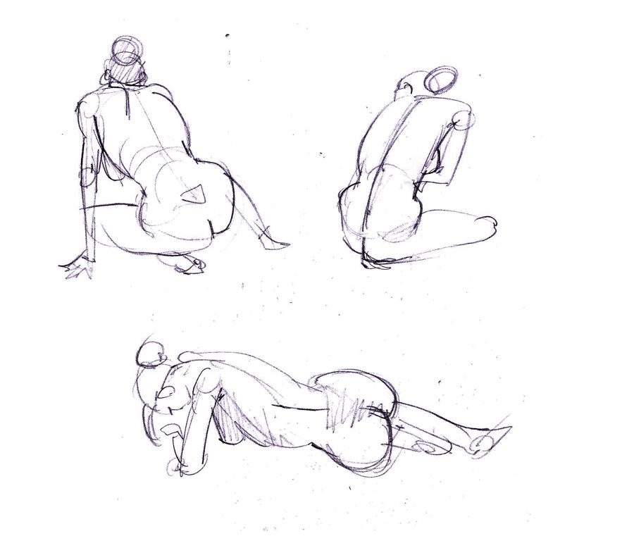 Figure studies & Anatomy