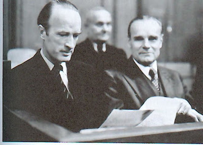 Alfried Krupp no Tribunal de Nuremberg (1948)