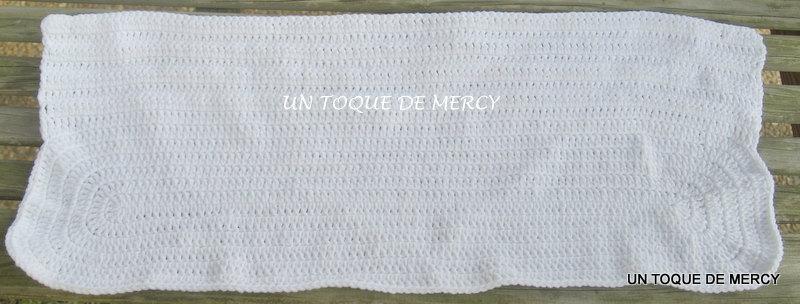 Set De Baño En Crochet Con Una Aguja:UN TOQUE DE MERCY: SET PARA BANO DE CROCHET