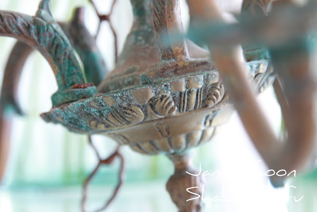 how to make a mason jar chandelier