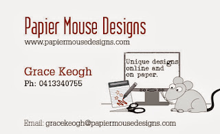 Papier Mouse Designs -  Contact Details