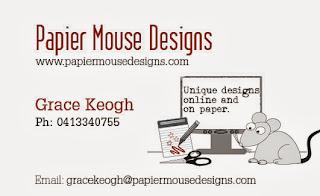 Papier Mouse Designs -  Contact Details