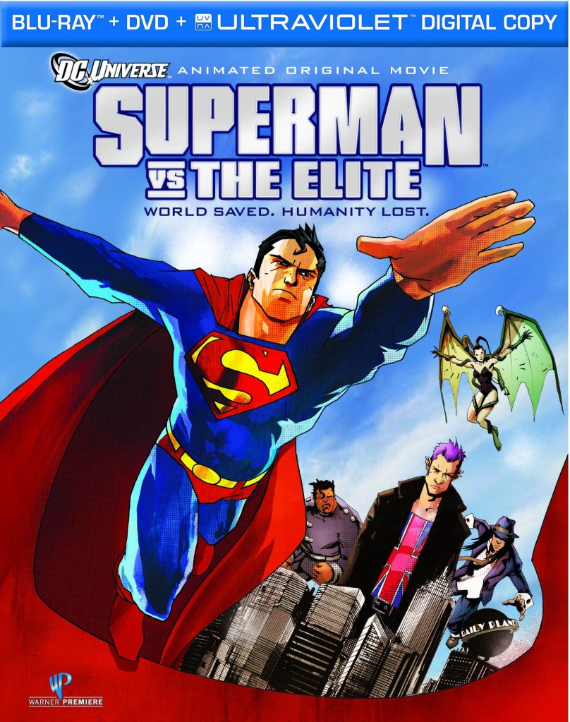 Superman Vs. The Elite (2011)