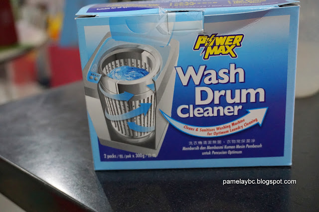 wash machine tub cleaner