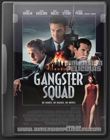 Gangster Squad (BRRip FULL HD Dual Latino / Inglés) (2013)