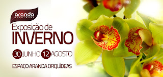 Exposição de Inverno 2012 da Aranda Orquídeas em Teresópolis
