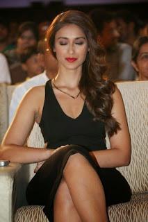 Actress Ileana Latest Pictures in Short Dress at Lakshmi Raave Maa Intiki Audio Launch  0046.jpg