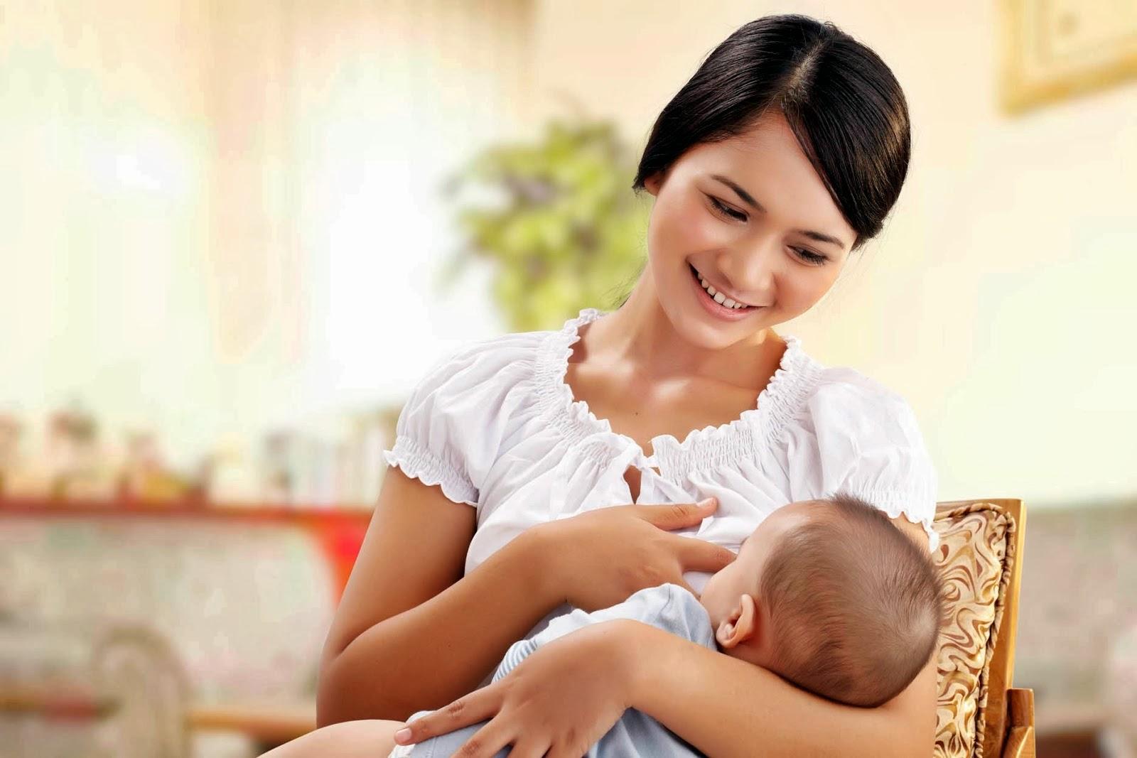 5 Fakta Tentang Air Susu Ibu (ASI)