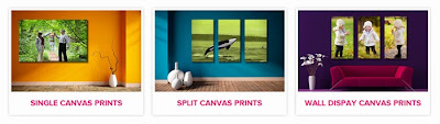 Canvas Print Website