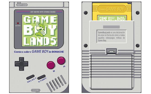 Apoya la campaña de crowdfunding y hazte con un ejemplar impreso del comic GameBoylands