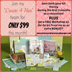 "Join my ""Create 4 Him"" family for ONLY $99!!!"