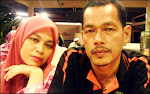 My Lovely Umi and Ayah ~!