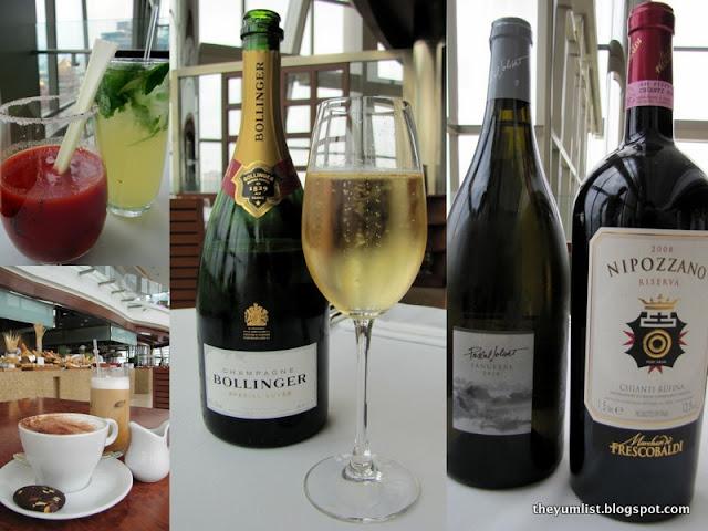Grand Hyatt, Kuala Lumpur, Sunday Champagne Brunch