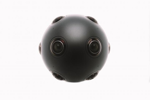 Nokia announces OZO virtual reality (VR) camera