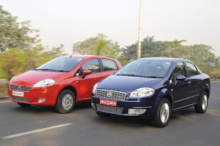 New Fiat Linea and Grande Punto