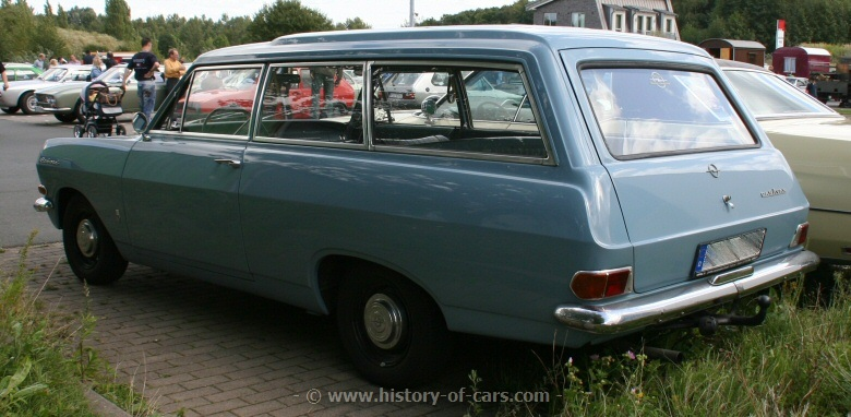 Opel rekord a b march 2013 source powerful carsphpopel1963 rekord a caravanp sciox Choice Image