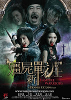 Vampire Warriors (2010) BluRay 720p 600MB